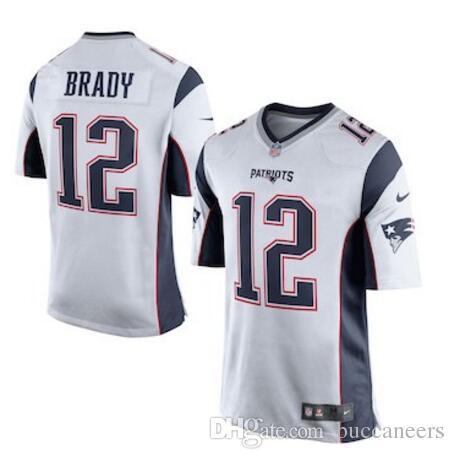 12 Tom Brady Jersey Rob Gronkowski Julian Edelman James White Navy ... b2381dbcf