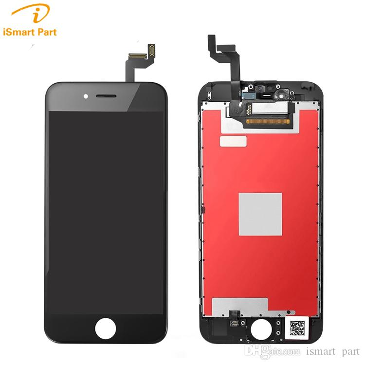 online store 78009 2376c Original LCD Touch Display For iphone 6s 3D LCD Touch Screen Digitizer Full  Assembly Black White LCD Replacement