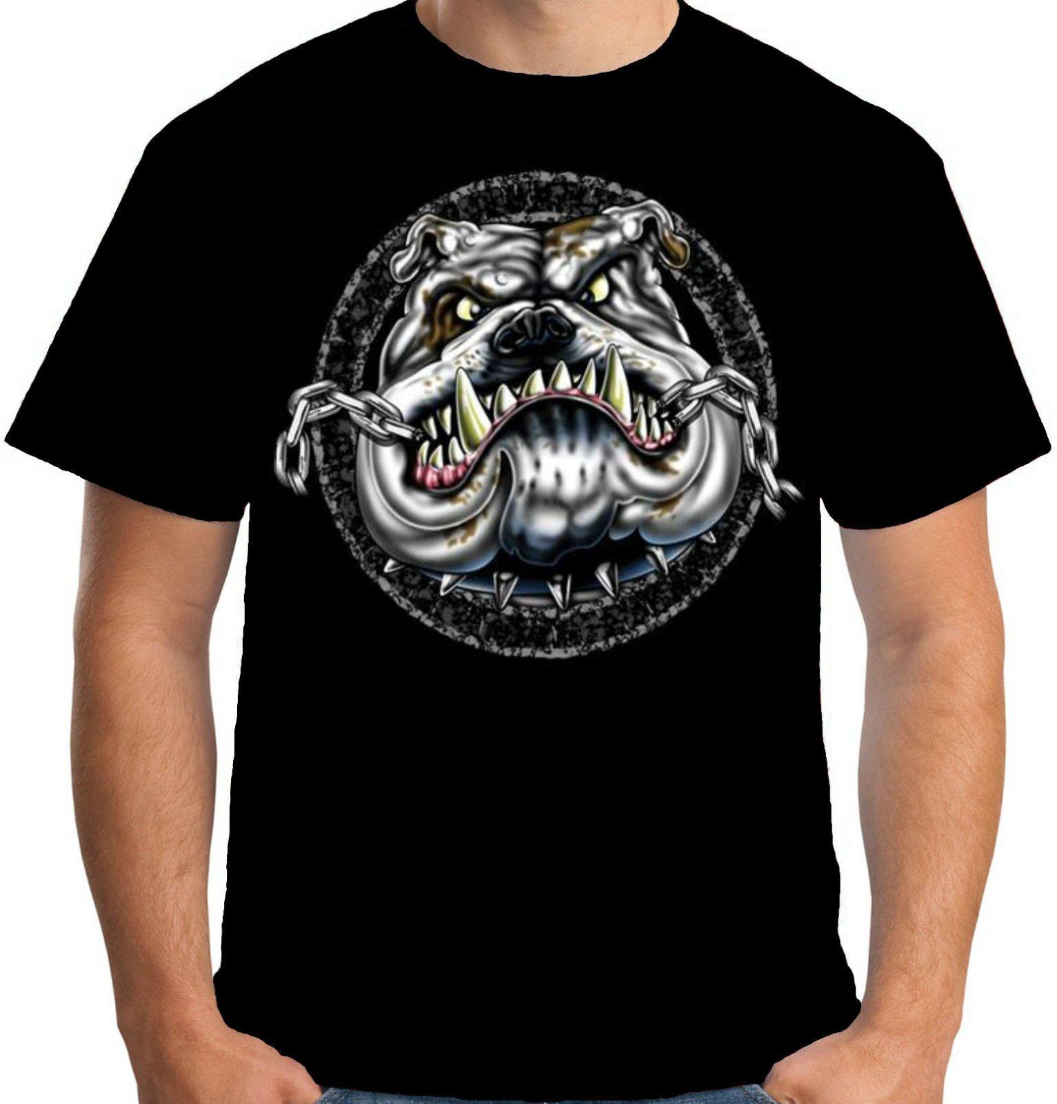 Výsledok vyhľadávania obrázkov pre dopyt angry bulldog t shirt
