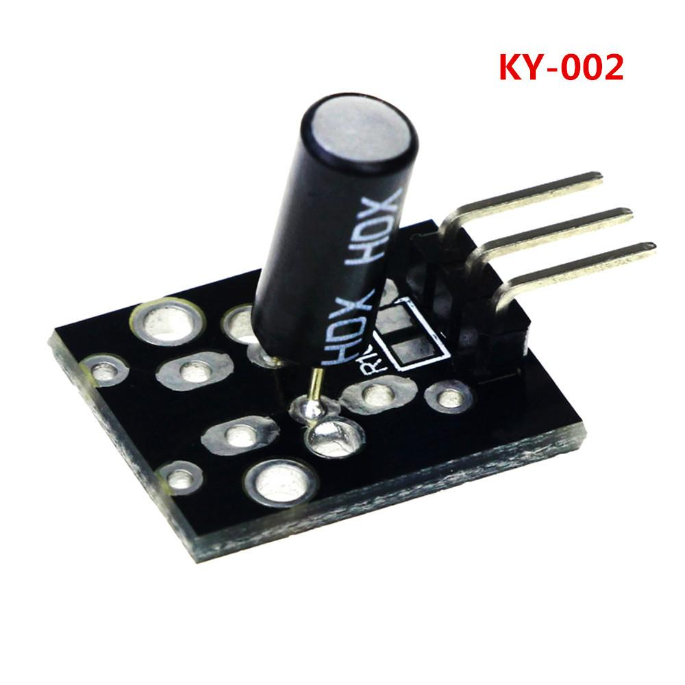2018 Ky 002 3pin Sw 18015p Shock Vibration Switch Sensor Module For ...