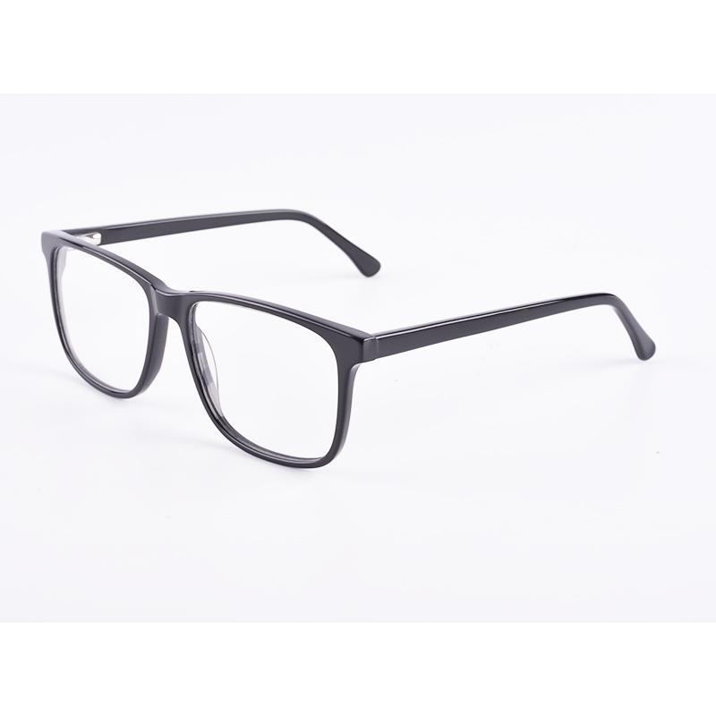 Compre Óculos De Armação De Óculos Quadro Homens Armações De Óculos Homens  Óculos Óticos Óculos De Acetato Preto Óculos De Armação Quadrada Ótica De  ... e03d9a12cf