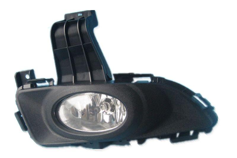 Mazda 3 1.6L için çerçeve ile sis lambası montajı Sağ taraf ve sol ışık BS1C-51-680 BS1C-51-690
