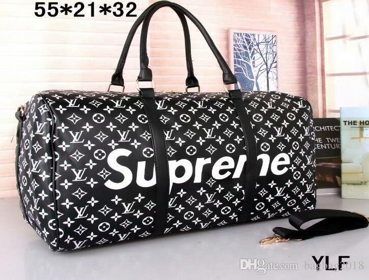 ce180b35e93a New Hot Fashion Men Women Travel Bag Duffle Bag, Brand Designer ...