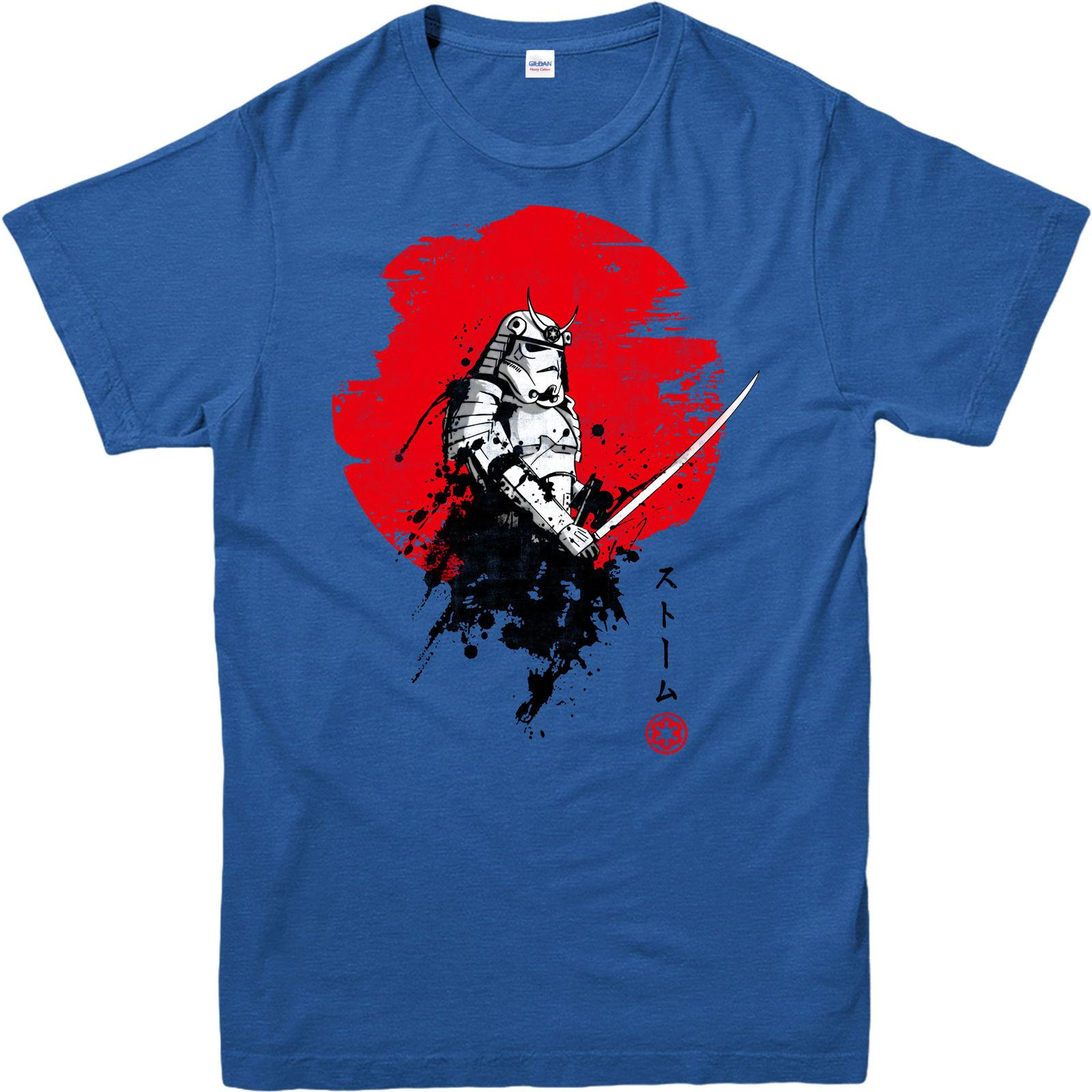 46279a3ea StormTrooper T Shirt,StormTrooper Samurai Spoof,Japanese,Adult And Kids  Sizes Cool Shirts Online All Shirts From Shirtsthatrock, $11.01| DHgate.Com