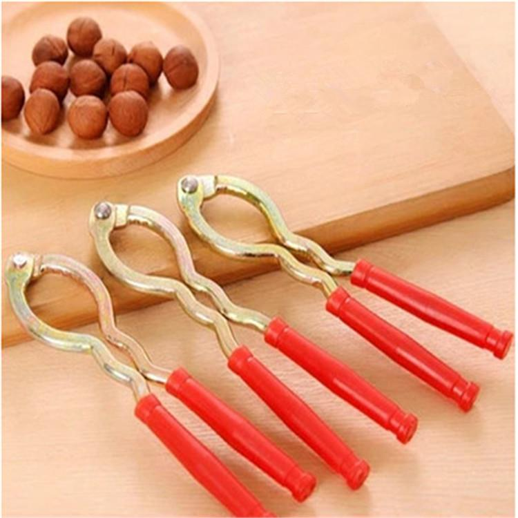 Clip Pinienkernen Haselnuss Zange Pinienkernen Walnüsse Clip Zange Großhandel Obst Gemüse Werkzeuge / T2I298