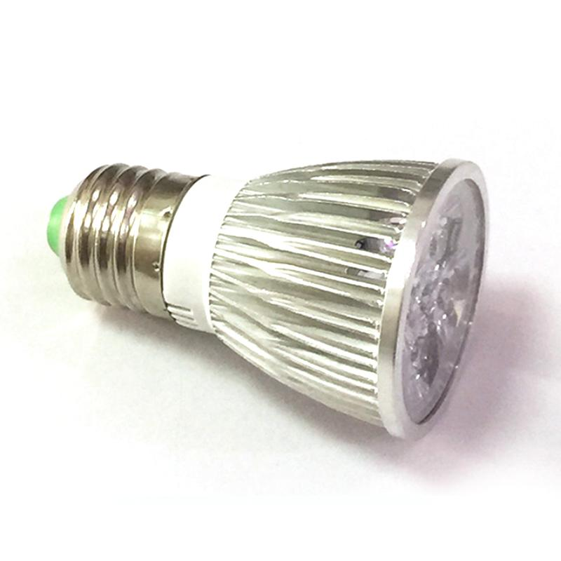 Led Plant Grow Light Bulb 5w Growing Lamp E27 Indoor Hydroponic