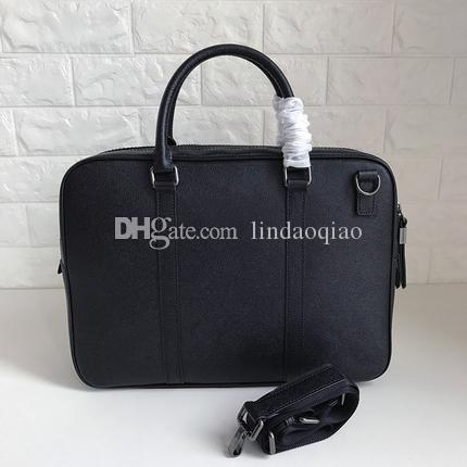 cead1390dab B Brand Mens Business Bag Real Leather Mens Document Bag High Quality Men  Briefcases Designer Brand Mens Bag Luxury Brand Handmade Leather Bags  Leather ...