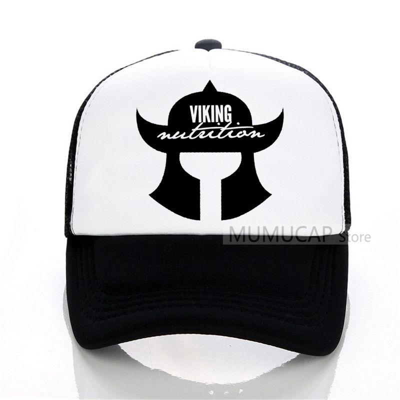 Odin Vikings Baseball Cap Men Classic Casual Cap Summer Outdoor Trucker  Women Mesh Snapback Cap Cool Hats From Huazu 1c937c03c3c
