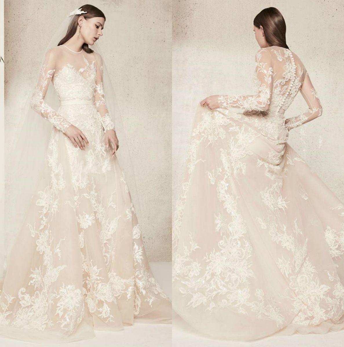 Смотреть Свадебные платья Эли Сааб видео