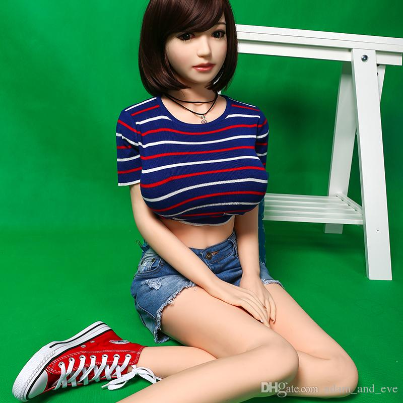 2018 Newest Sex Dolls for Men Top Quality TPE Realistic Sex Doll Mannequin Big Breast Ass Sex Toys