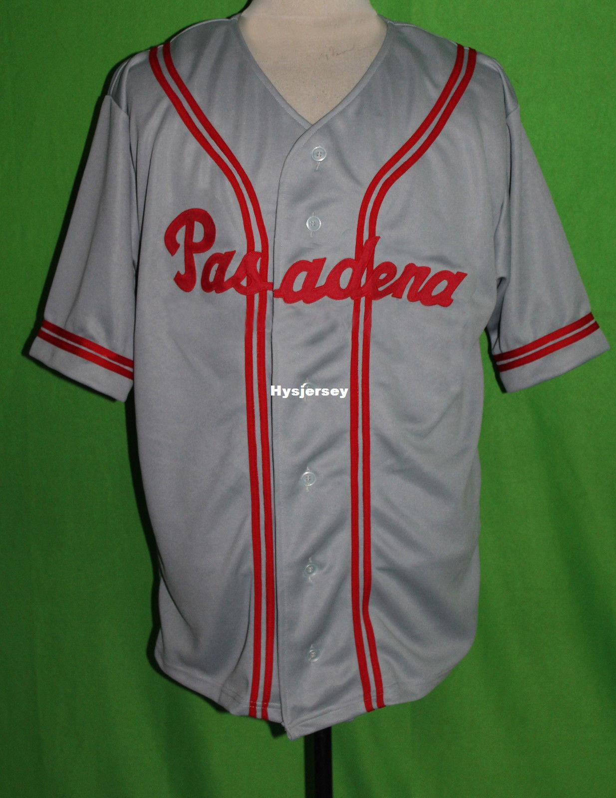 2019 Cheap Retro JACKIE ROBINSON PASADENA JUNIOR COLLEGE  42 1938 Road  BASEBALL JERSEY ANY Name Mens Vintage Jerseys From Hysjersey f0fe8480851