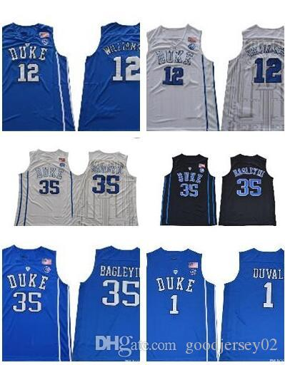40caf4556e4b ... 2017 duke blue devils college basketball jerseys mens 1 trevon duval 35  marvin bagley iii 12
