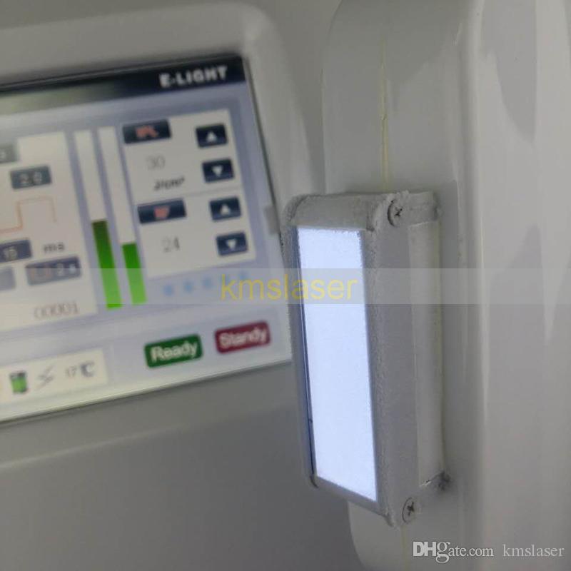 Alta calidad Profesional IPL Depilación láser IPL RF Pigmento Acné Removedor de piel Rejuvenecimiento IPL E luz Máquina de belleza