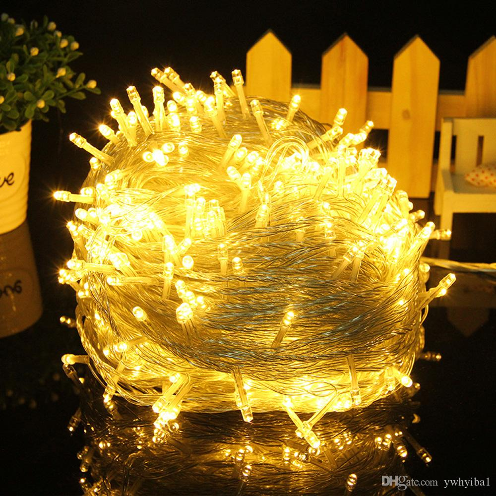 Christmas light holiday sale outdoor 10m 100 led string choice red christmas light holiday sale outdoor 10m 100 led string choice redgreenrgb fairy lights waterproof party christmas garden light starry string lights aloadofball Images
