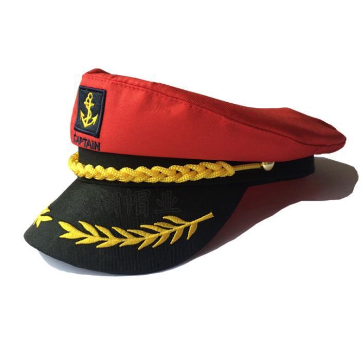 Acquista Costume Natalizio Bambini Costume Yacht Cappello Marinaio Cappello  Marinaio Capitano Cappello Berretto Da Marinaio Capitaneria Vintage Rosso  Bianco ... 750e3a91f61d