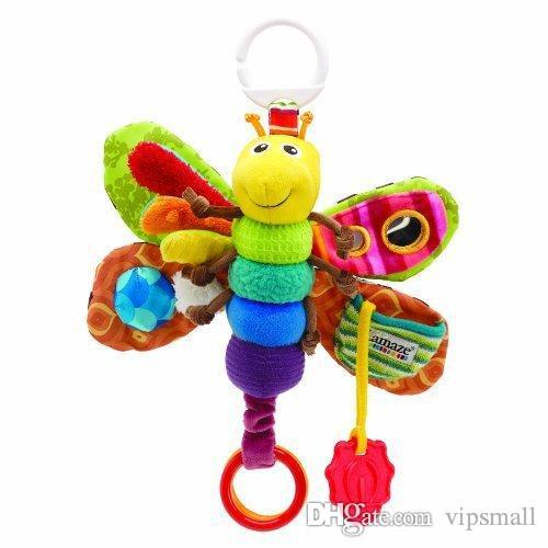 Baby Toy Infant animal book Toys cloth Dolls kids Development Learning Educational toys for children baby Rattles toy