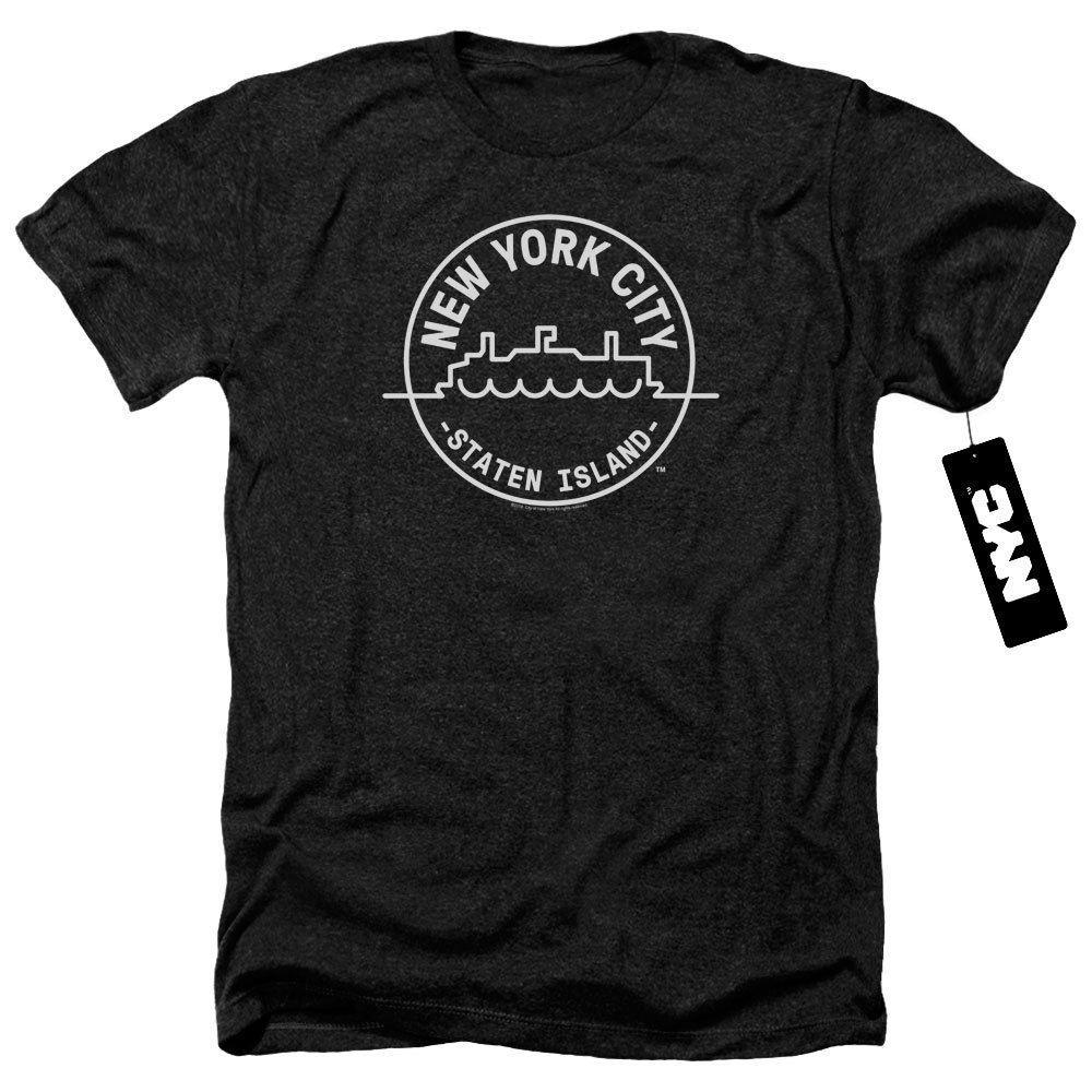 Nyc Heather T Shirt New York Factory Outlet Tee T Shirt Short Sleeve Custom  Tshirt Men Hip Hop Homme Guy Cotton 3XL T Shirts Create T Shirt Movie T  Shirts ... 39b829448eb