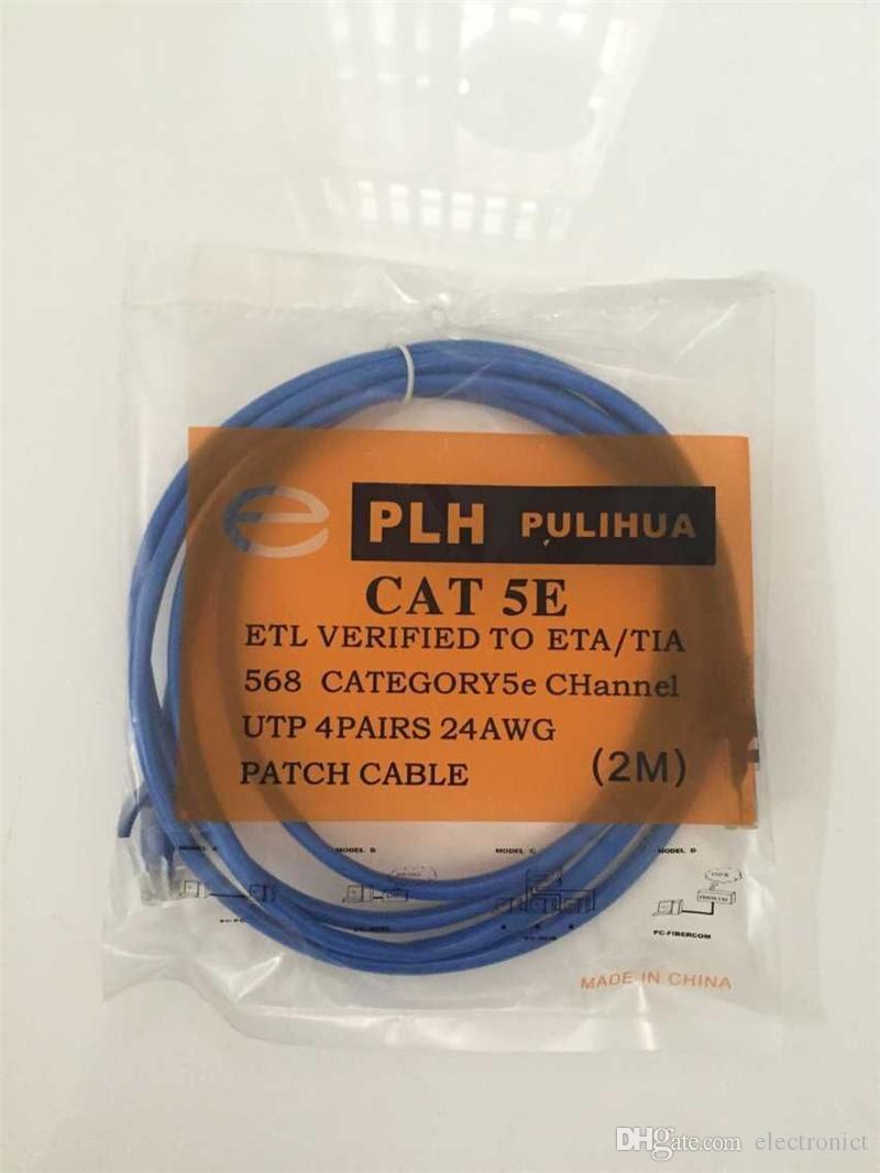 Cabo Ethernet Lan Cat7 Cabo UTP RJ45 Cabos de Rede rj45 Cabo de Remendo 1 m / 2 m / 10 m / 15 m / 20 m para Router Cabo Ethernet Portátil