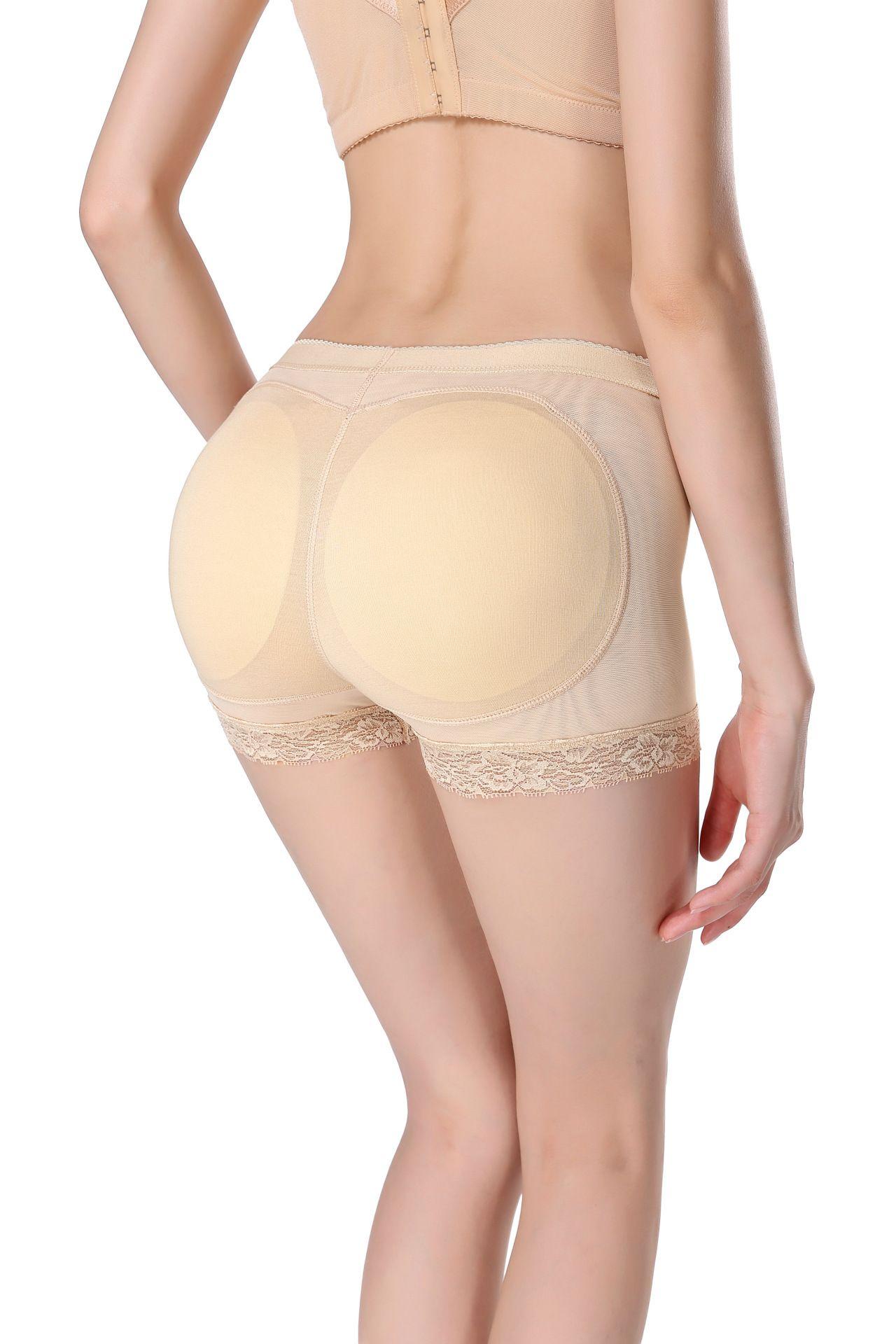 cb0aee825 2019 Women Sexy Body Shapers 2018 Summer Sexy Solid Short Butt Lifter Shaper  Panties Shapewear Butt Lift Control Boyshorts Free DHL Shipping From ...