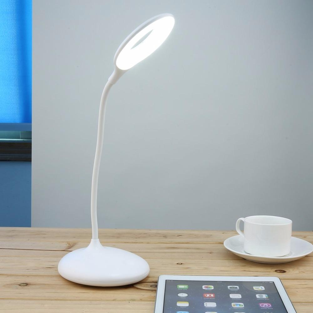 2019 Usb Rechargeable Led Table Desk Lamp Eye Protection Led Table