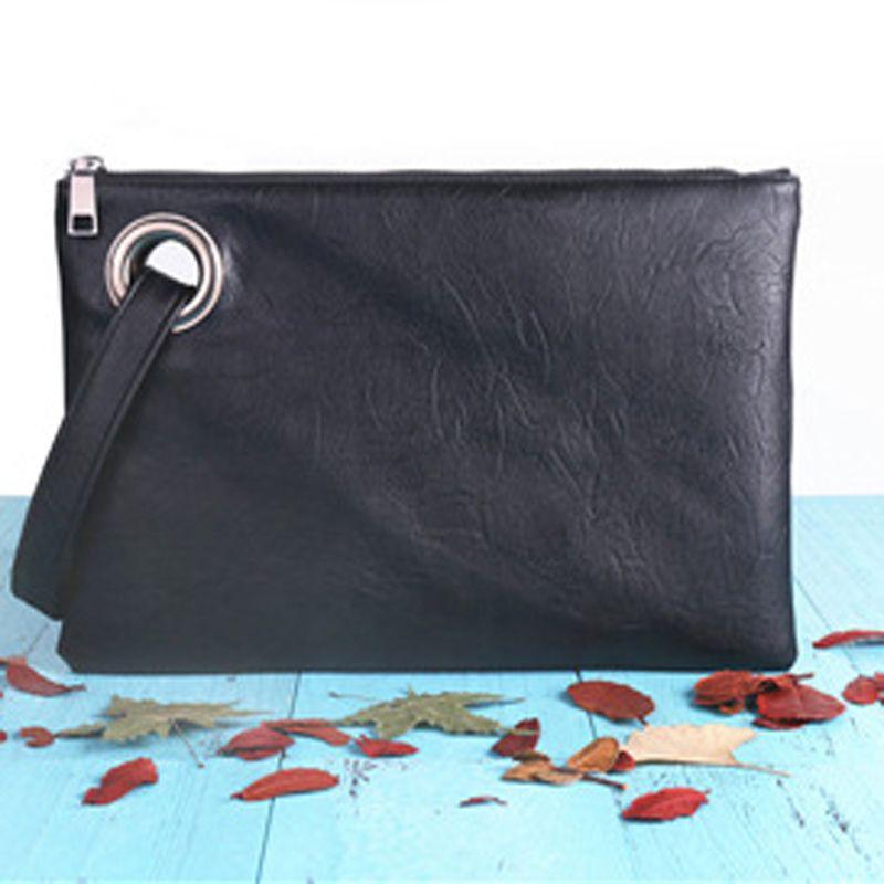 Bogesi New 2018 패션 솔리드 여성용 가방 가죽 여성용 봉투 가방 클러치 이브닝 백 여성 클러치 핸드백