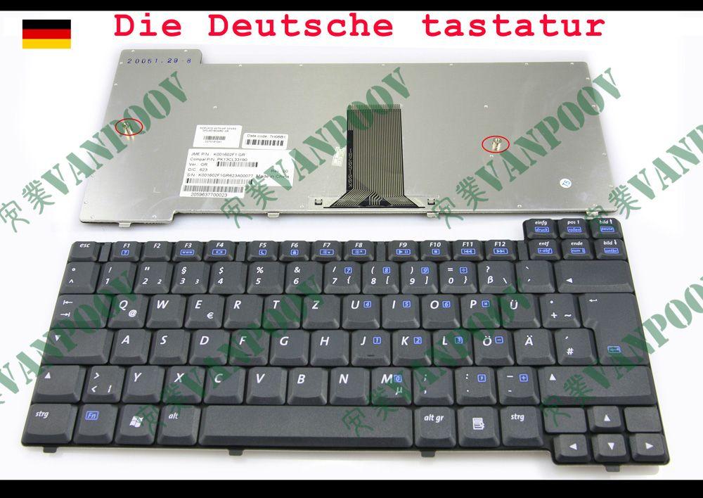 d2a4f2de792 Genuine New Laptop Notebook Keyboard For HP Compaq Presario X1000 ...