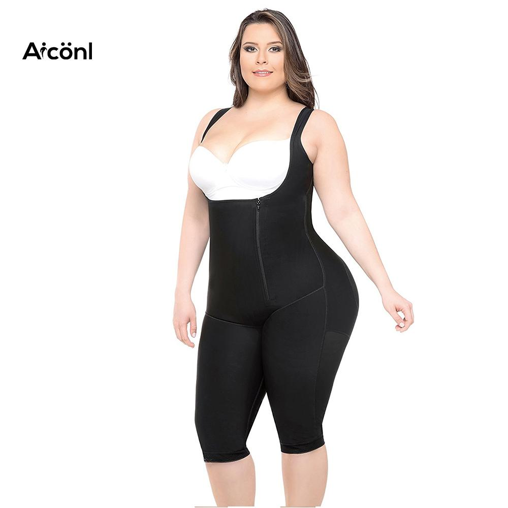 cc980a1b30ccd 2018 Body Shaper Underwear Shapewear Slimming Corsets Tummy Shaper Butt  Lifter Modeling Strap Waist Trainer Gaine Amincissante Women From Aprili