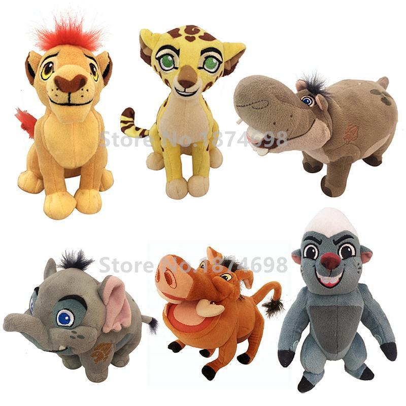 2019 New The Lion Guard Kion Nala Fuli Bunga Beshte Mtoto Pumbaa