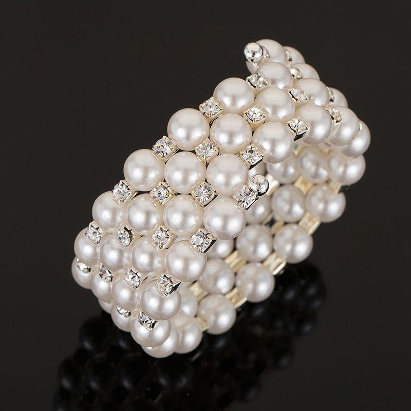 Nuovi braccialetti di cristallo di modo di disegno braccialetti Regali di Natale le donne Braccialetto delle donne di modo Gioielli eleganti B010