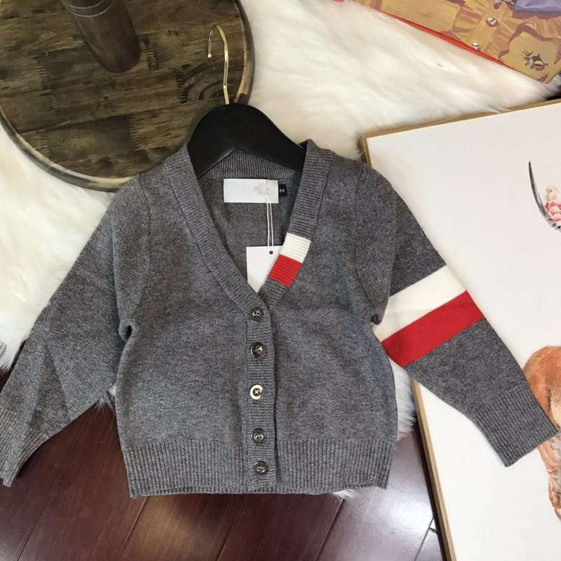 9aa71f8c6 Children S Knit Cardigan College Style Men S And Women S Fashion ...