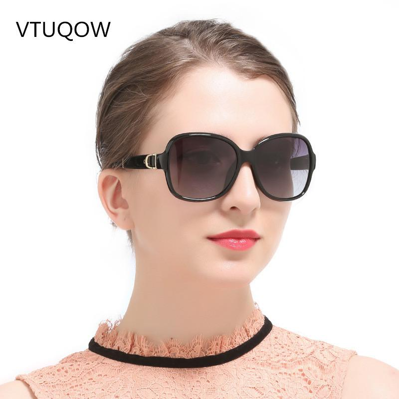 bb97f88414 2019 Luxury Polarized Sunglasses Women Brand Designer Vintage Oversized Driving  Sun Glasses For Women Female Classic Sunglass Sunglass Cheap Sunglasses  From ...