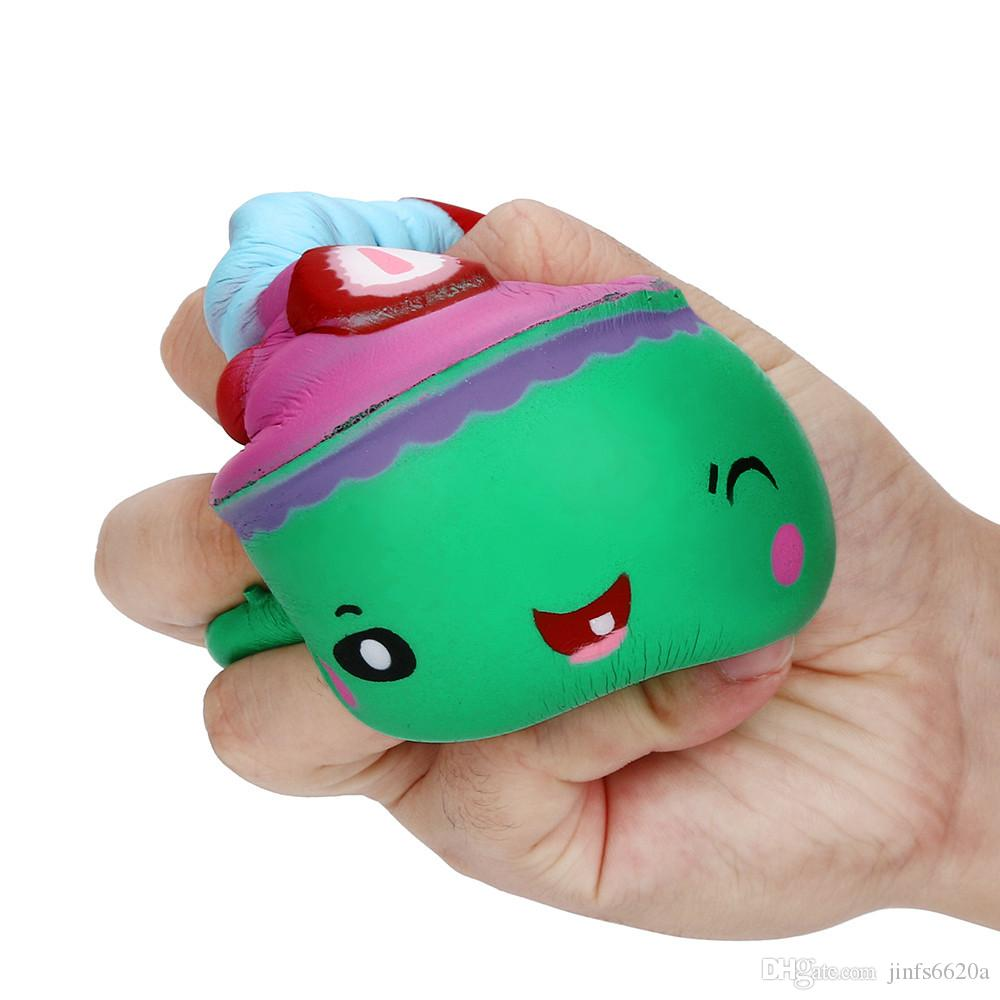 Toys For Kids 2018 : New toys cm cute cake squishy slow rising cartoon