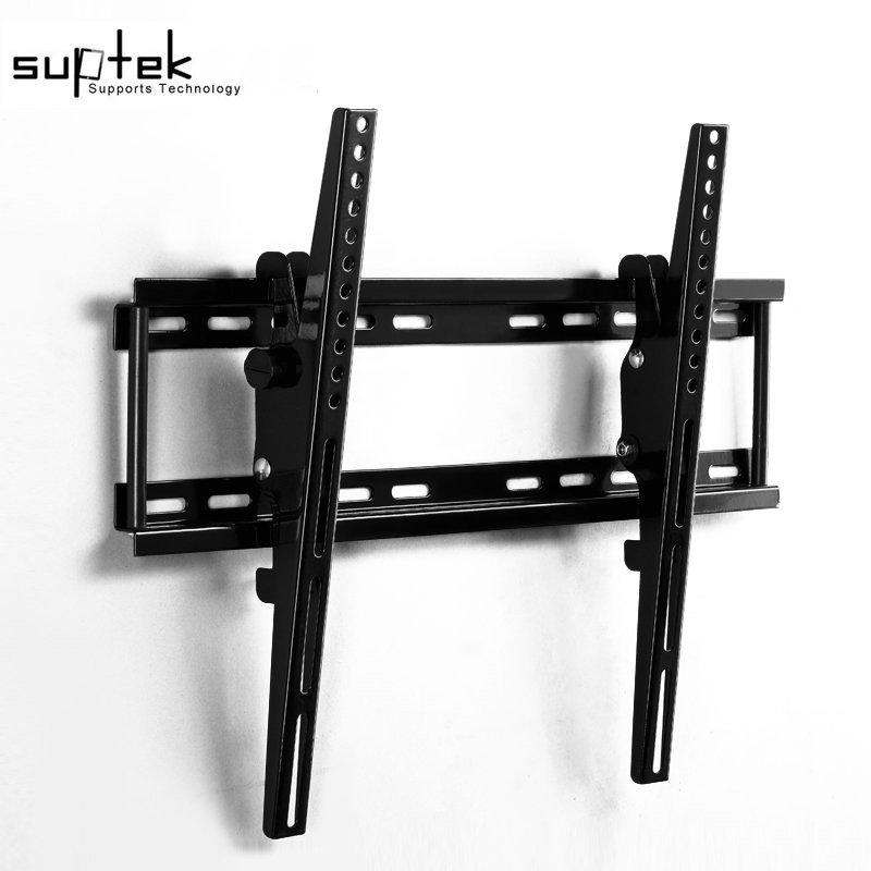 Tilting Low Profile TV Wall Mount Bracket for 32-55 inch TVs - Up to 15 Degrees of Tilt for LED, LCD, OLED and Plasma Flat Scree