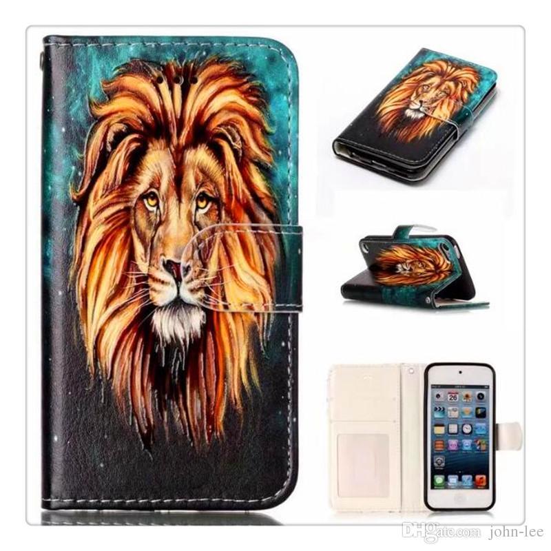 Для iPhone 8 Galaxy ON5 кошелек Diamond Case iPhone 6 Case LG K7 Stylo Bling Bling Bling Case Кристалл PU кожаный слот для карт Opp сумка