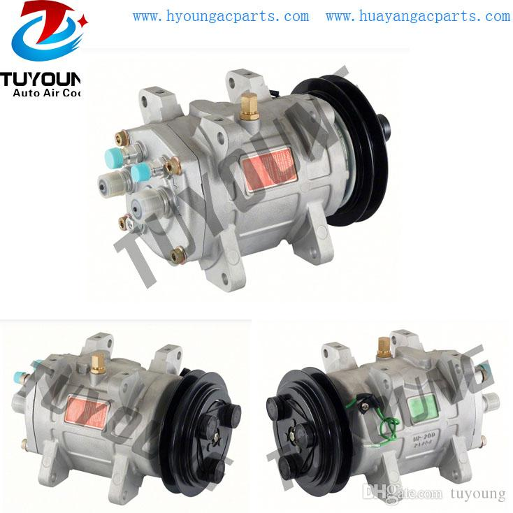 aftermarket auto air conditioning compressor for Unicla UP200 24V A/C Compressor quality assurance