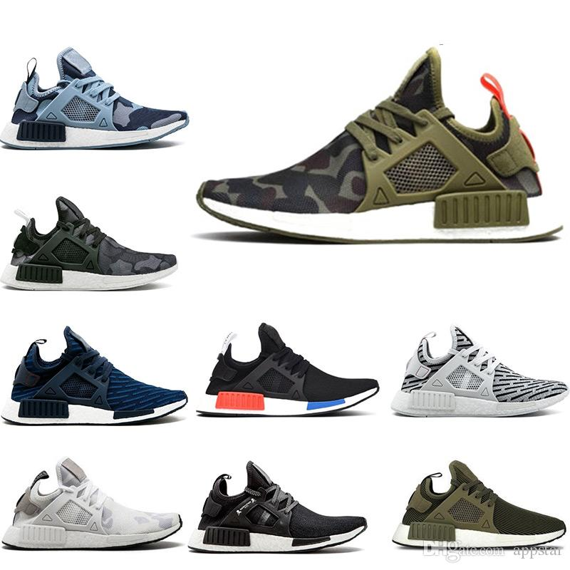 2019 Cheap NMD XR1 Running Shoes OG Zebra Mastermind Japan Stripe Black  Olive Green Black White Navy Camo Men Women Sports Shoes Size 36 45 From  Appstar 3b0e7ff7271d