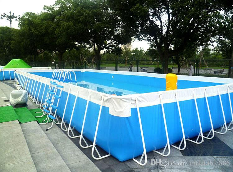 2019 PVC Inflatable Pools For Adults 10*5*1.35 Meters Swimming Pool ...