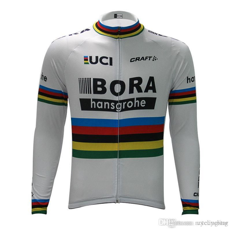 25afeb8a0 2017 Bora Cycling Jersey Long Sleeve Only Ropa Ciclismo Maillot Hombre Quick  Dry Men Cycling Clothing Mtb Bike Sportswear C3103 Cycling Jacket  Waterproof ...