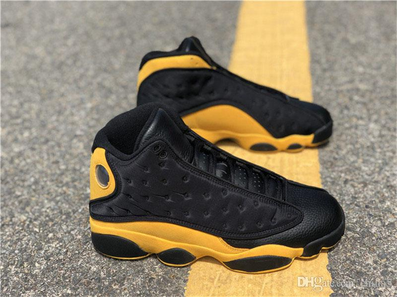 best service 17f2d 650ef 2018 Hottest Release 13 Melo Class of 2002 Carmelo Gold 13S Man Basketball  Shoes Real Carbon Fiber Authentic Sports Sneakers With Box