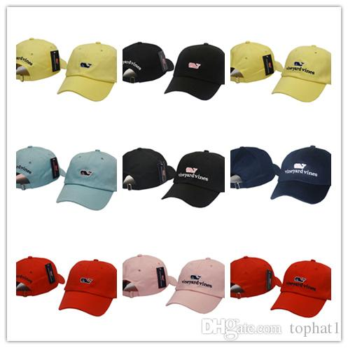 Top Sale Vineyard Vines Casual Men Women Curved Snapback Baseball Cap  Hunting Caps Snap Back Plain Golf Hats Casquette Solid Peaked Caps Ball Caps  Fitted ... 958449862ec2
