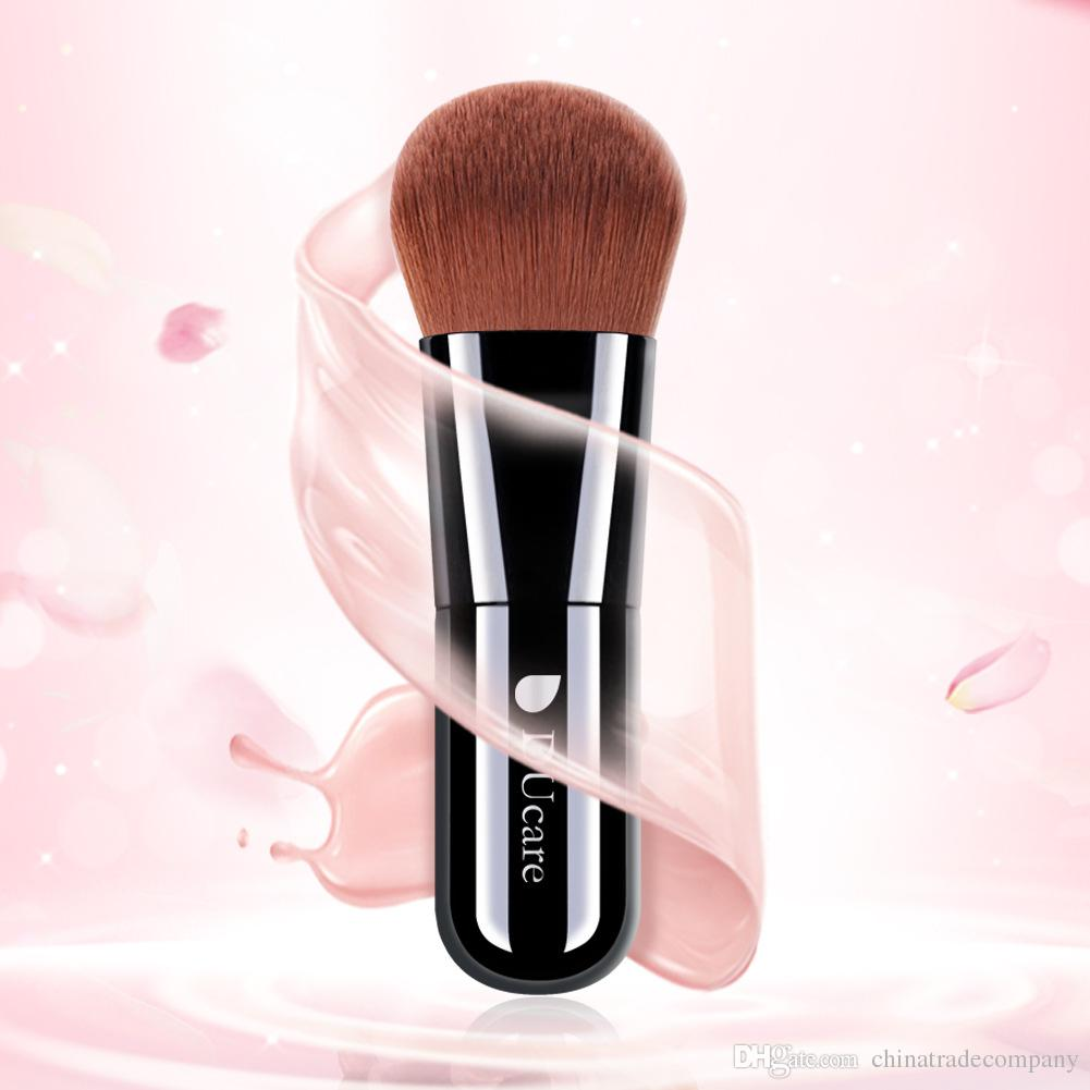 2018 Docolor Kabuki Brush Soft Curved Bristles foundation Power Brush Make up Brushes For Beauty Essential makeup Tool