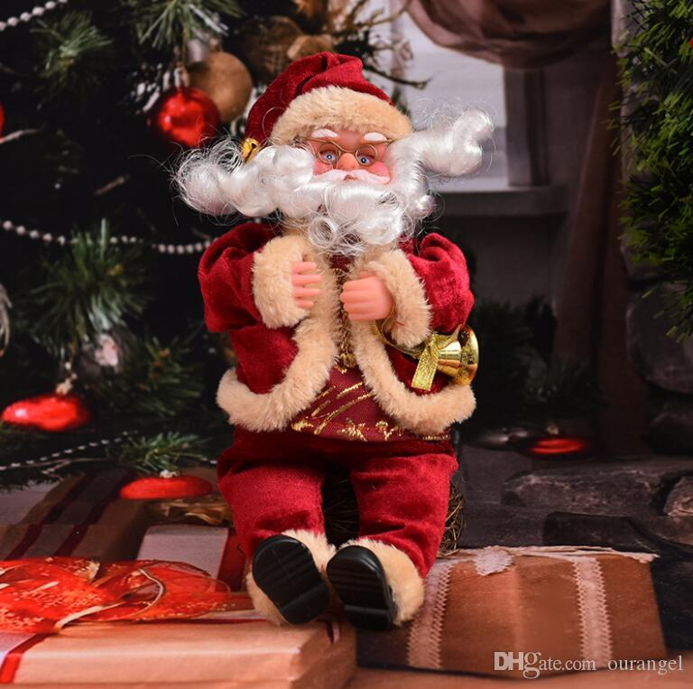 Christmas Decoration Pendants Outside Christmas Tree Hanging ...