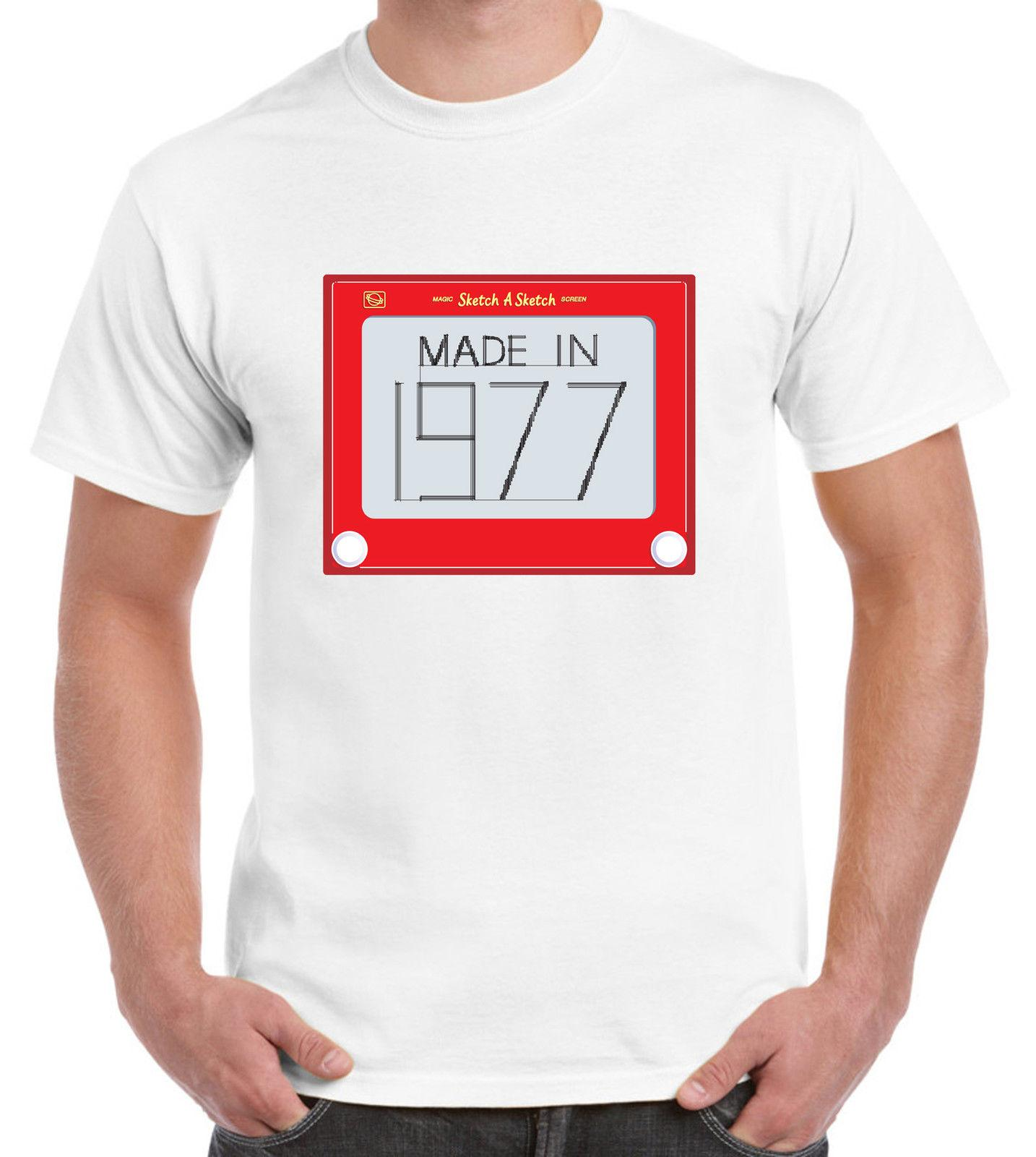 MADE IN 1987 30TH BIRTHDAY T SHIRT Gift Present Sizes S To 3XL Funny Shirts For Sale Awesome Shirt Design From Dhgategiff 1101