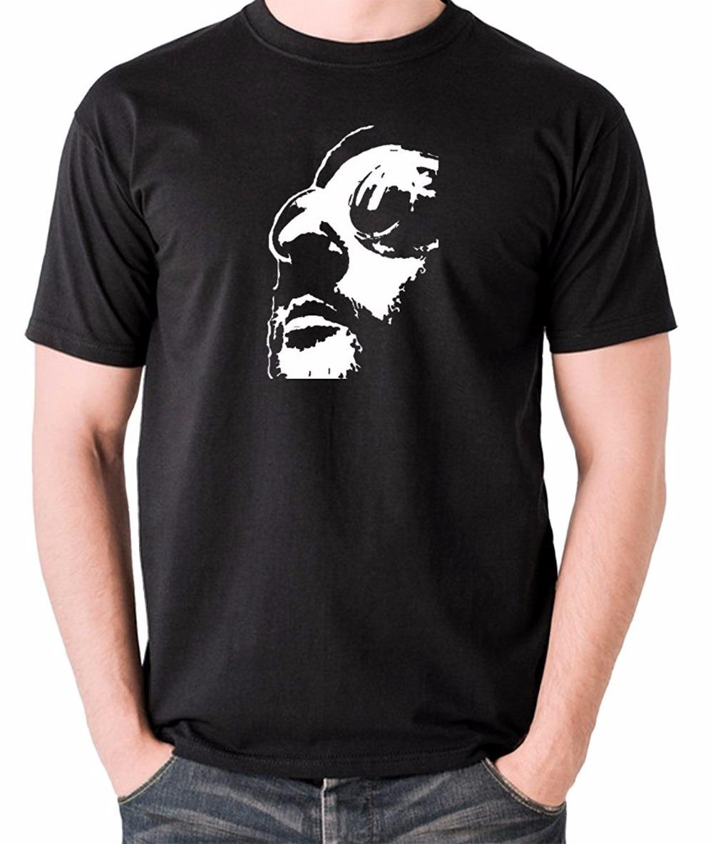 f84422fd1 Printed Round T Shirt Cheap Price Leon Mathilda : The Professional Men'S T  Shirt Short O Neck Compression T Shirts For Men T Shirt Best Discounted T  Shirts ...