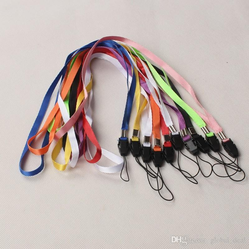 اسهم الرقبة الشريط لبطاقة الهوية تمرير شارة رياضة مفتاح / الهاتف المحمول USB حامل DIY هانغ حبل الوهق الحبل