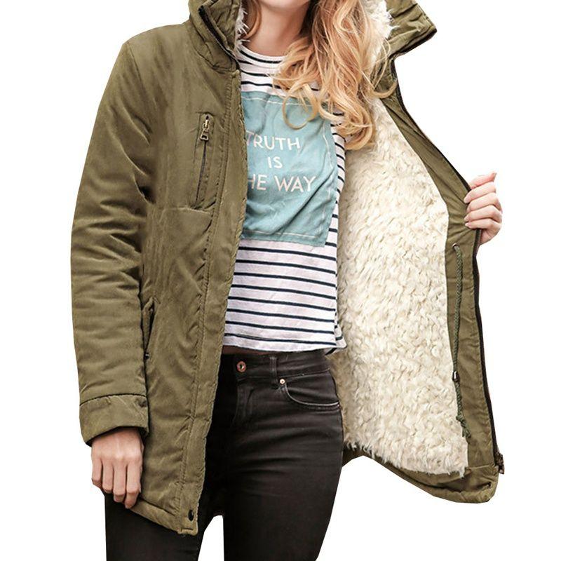 82655ebedf Cheap Warm Waterproof Jackets for Men Best Women Fur Pink Jacket Korean