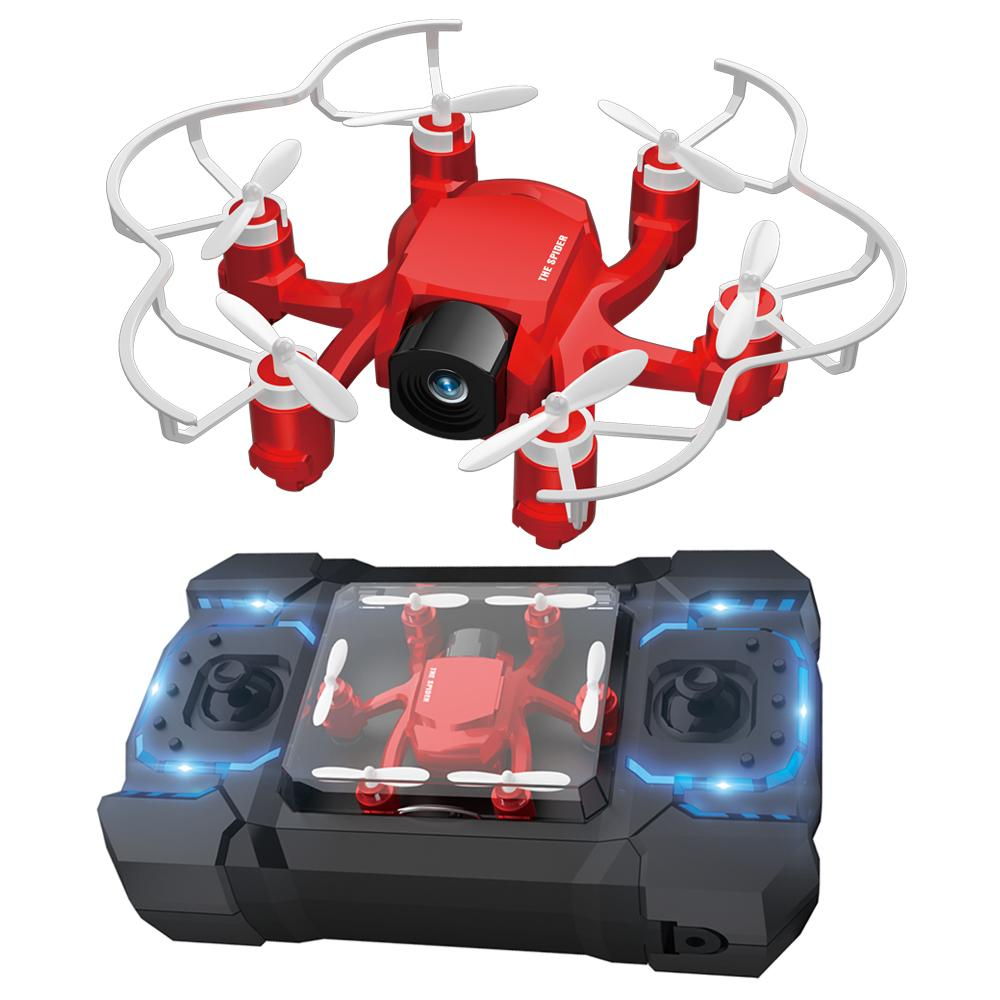 126C Mini RC Drone 6-Axis Remote Control Helicopter Quadcopter With 2MP HD Camera
