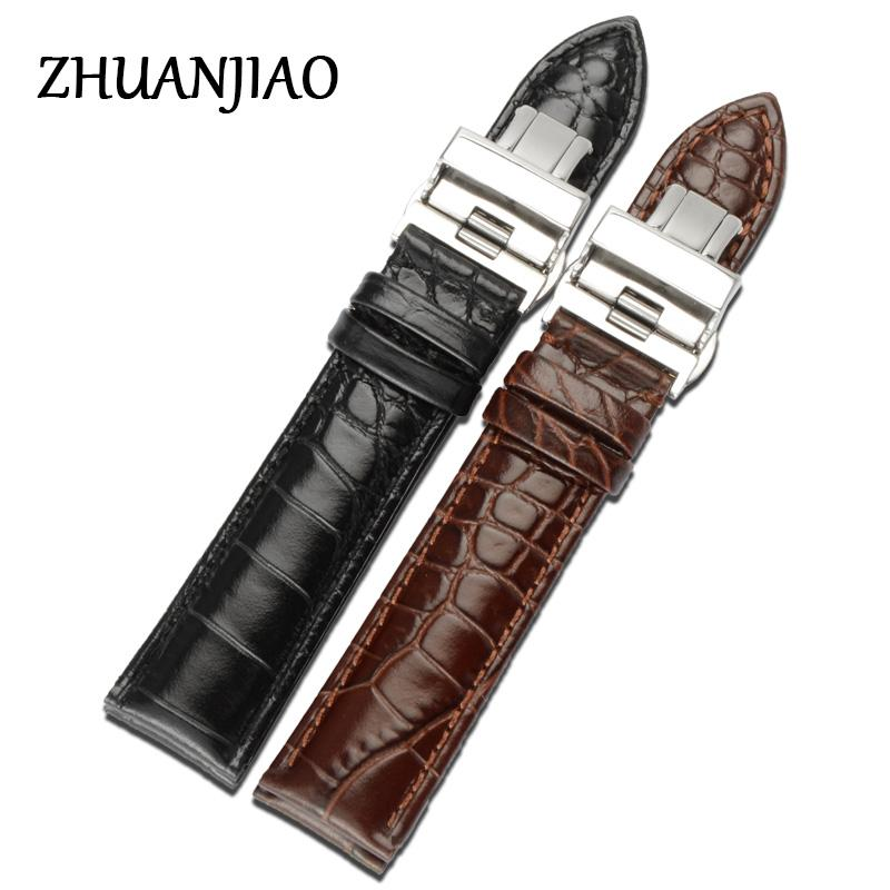 8b702c972 Thin Watch Leather Belt 14mm, 16mm, 22mm, 23mm, 24mm, 26mm Leather  Watchband Watch Straps Strap Titanium Watch Band Citizens Watch Bands From  Fragmentt, ...