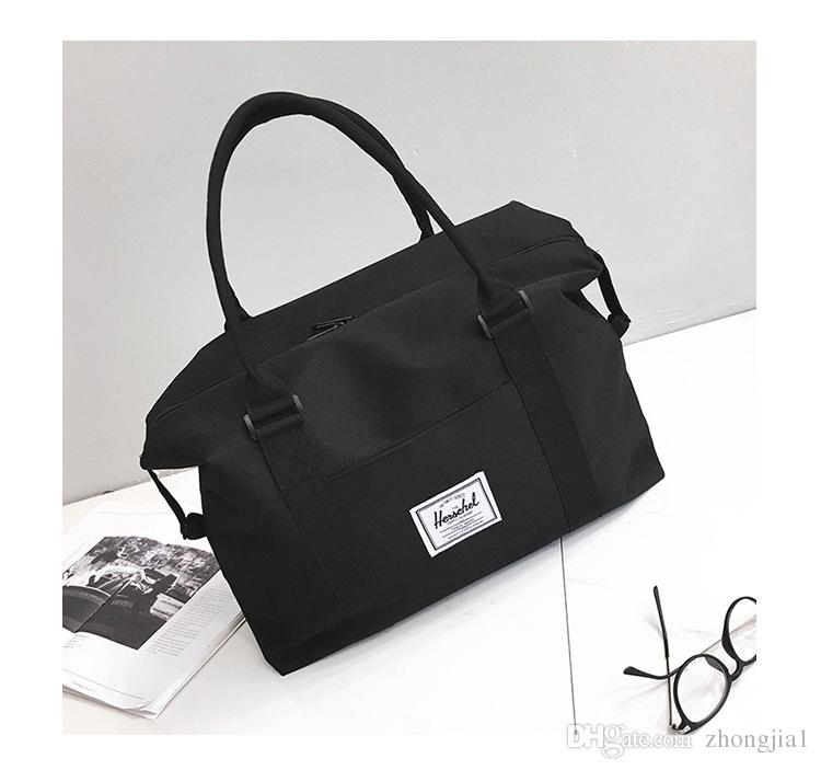 02e7f497ebe0 2018 Large Capacity Women Luggage Travel Duffle Bag Weekend Bag ...