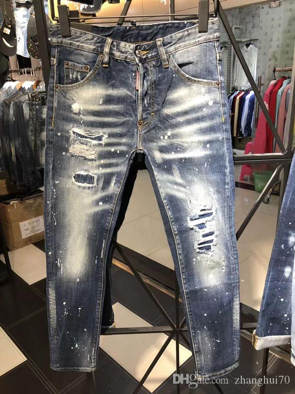 67a37cf2b643 New Exclusive Starter Italian Fashion Street Fashion Men s Jeans ...